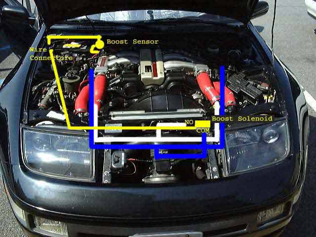 nissan 300zx turbo wiring diagram engine apex  i super avc r boost controller installation  engine apex  i super avc r boost controller installation
