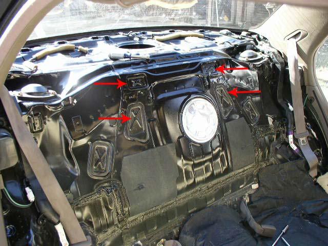 Seat on 1987 Buick Lesabre Repair Manual