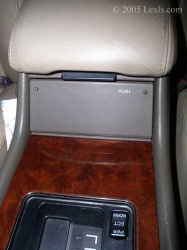 Replacing Cup Holder For Lexus Ls400 Ls430 Ls460 1990 94 Body